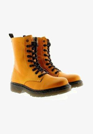Veterboots - yellow