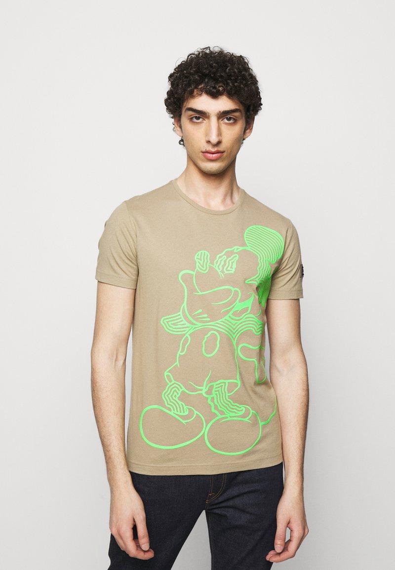 Iceberg - T-shirt print - beige