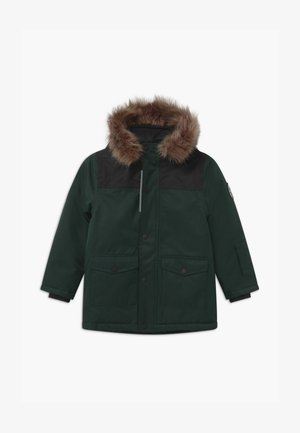 NKMSNOW - Snowboard jacket - darkest spruce