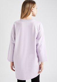 DeFacto - Sweatshirt - purple - 2