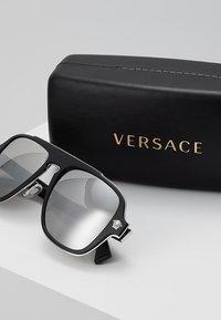 Versace - Sunglasses - matte black - 2