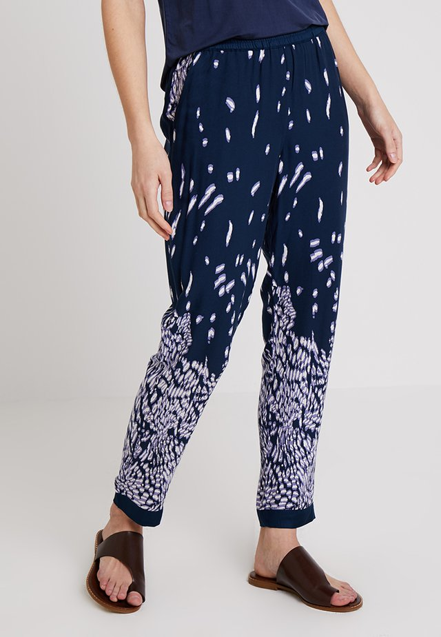 PANTS TOULOUSE - Stoffhose - dark blue
