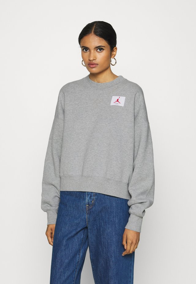 FLIGHT CREW - Sweater - grey heather