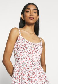 Hollister Co. - BARE DRESS - Kjole - white