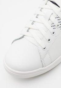 Trussardi - GALIUM - Trainers - white - 5