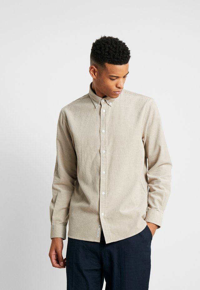 WALTHER  - Shirt - stone