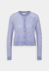 Marc O'Polo DENIM - CARDIGAN LONG SLEEVES WITH BUTTONS - Cardigan - soft heaven - 0