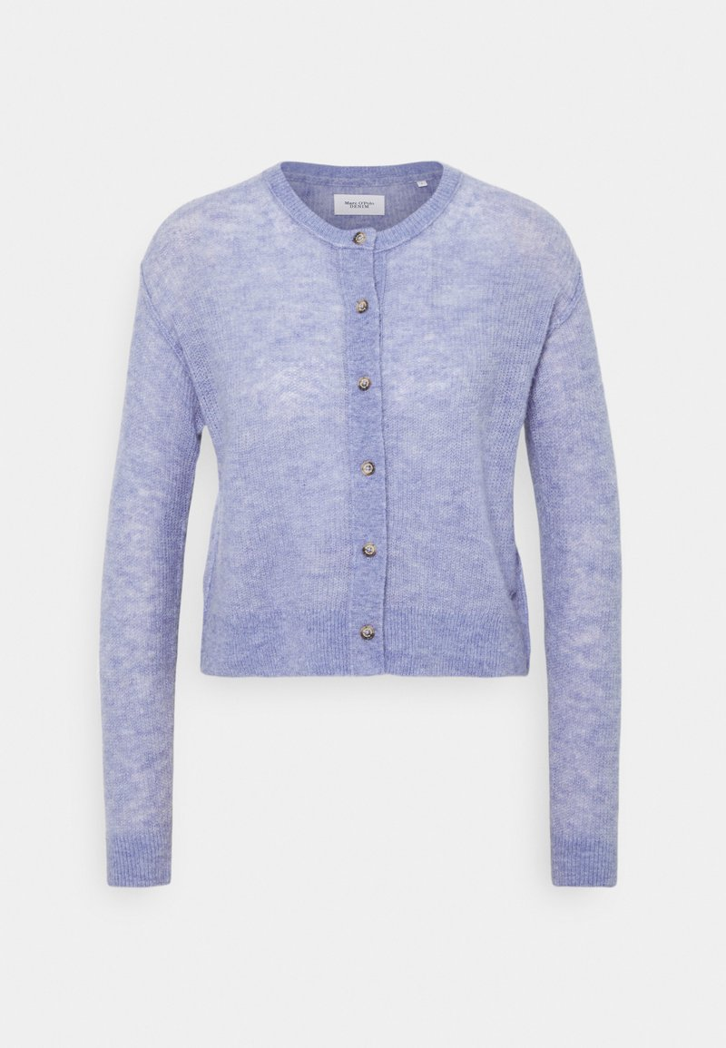 Marc O'Polo DENIM - CARDIGAN LONG SLEEVES WITH BUTTONS - Cardigan - soft heaven