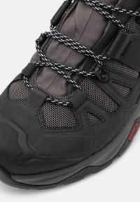 Salomon - QUEST 4 GTX - Hiking shoes - magnet/black/quarry - 5