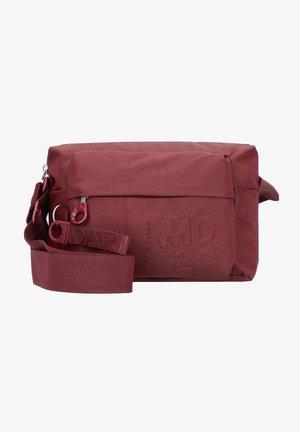 Across body bag - cabernet