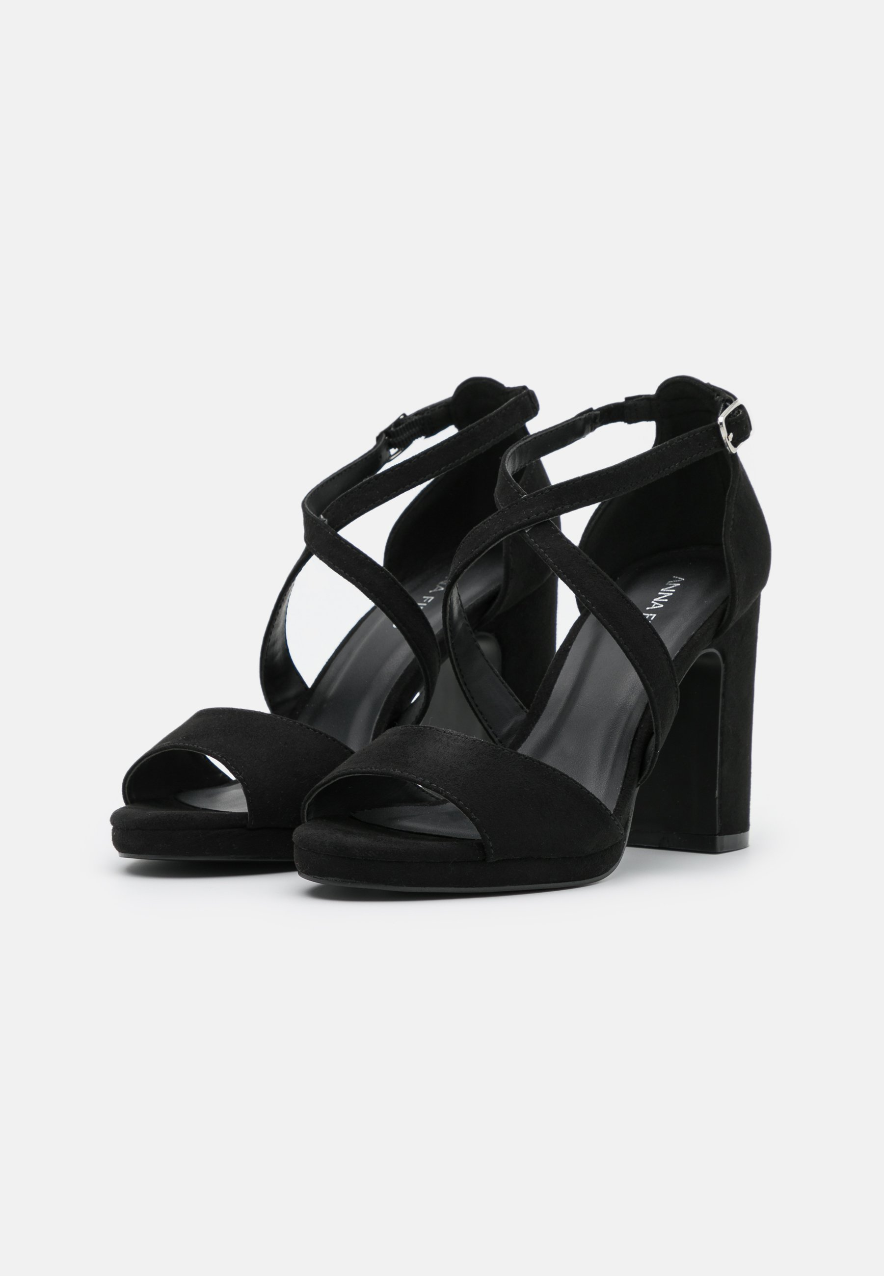 Women Platform sandals - black