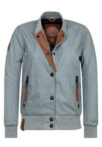 Naketano - Summer jacket - aristocrat grey - 2
