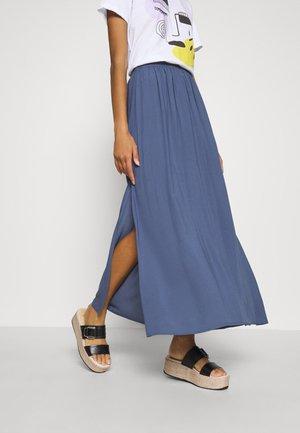 NIA - Maxi skirt - vintage indigo