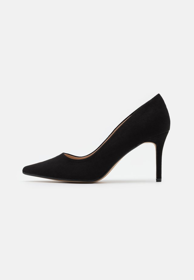 DELE POINT STILETTO COURT - Decolleté - black