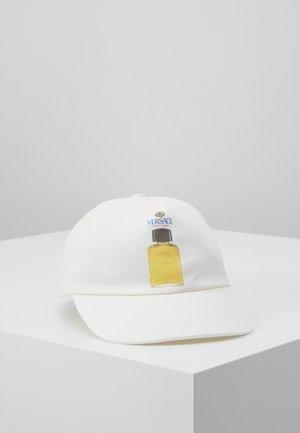 Czapka z daszkiem - bianco ottico