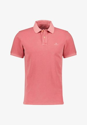 SUNBLEACHED - Polo shirt - burgund (76)