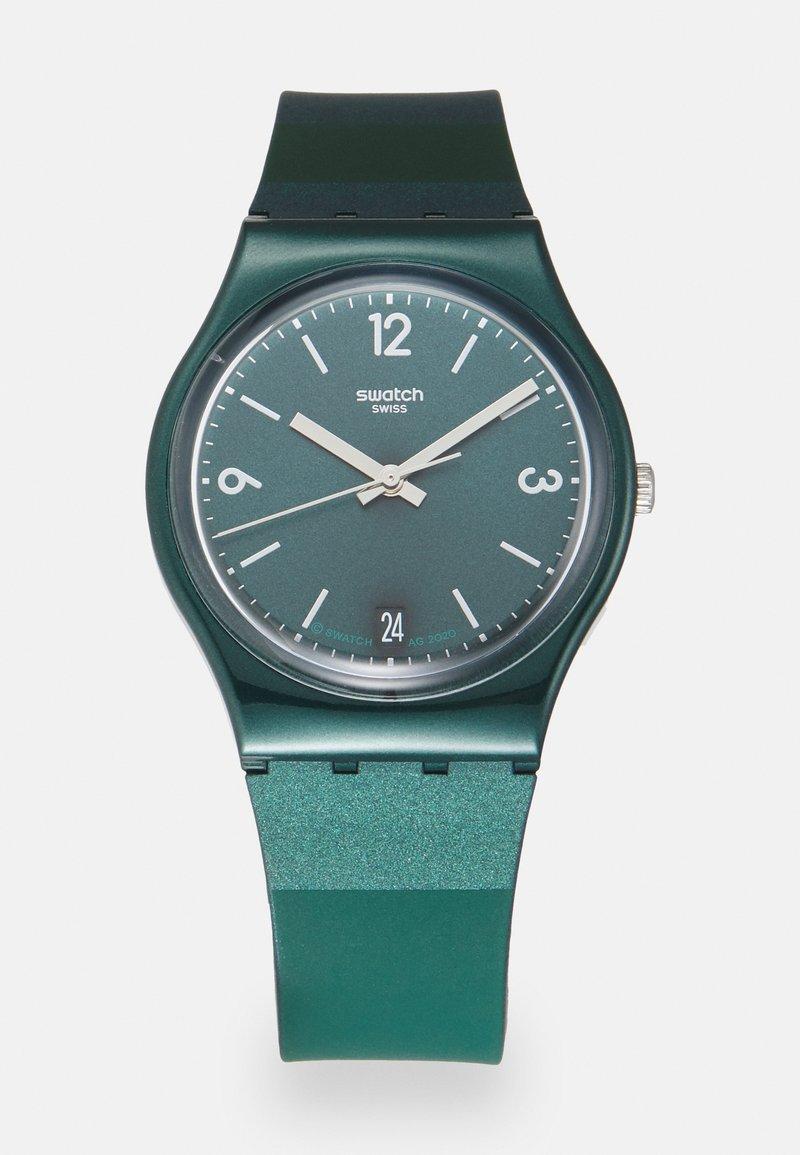 Swatch - CYBERALDA - Horloge - green