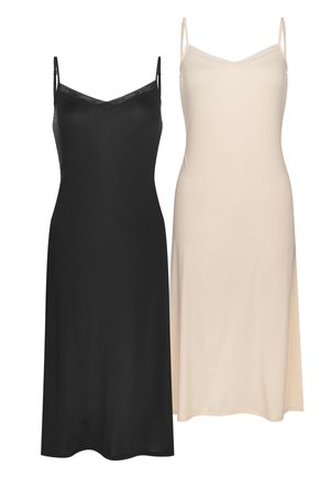2 PACK - Nightie - black