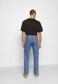 Levi's® - 501® '93 STRAIGHT UNISEX - Straight leg jeans - bleu eyes sunshine stonewash - 2