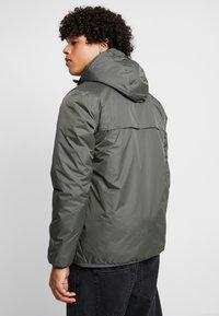 K-Way - UNISEX CLAUDE ORESETTO - Light jacket - dark green - 2