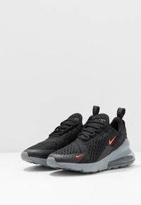 Nike Sportswear - AIR MAX 270 - Trainers - black/red - 3