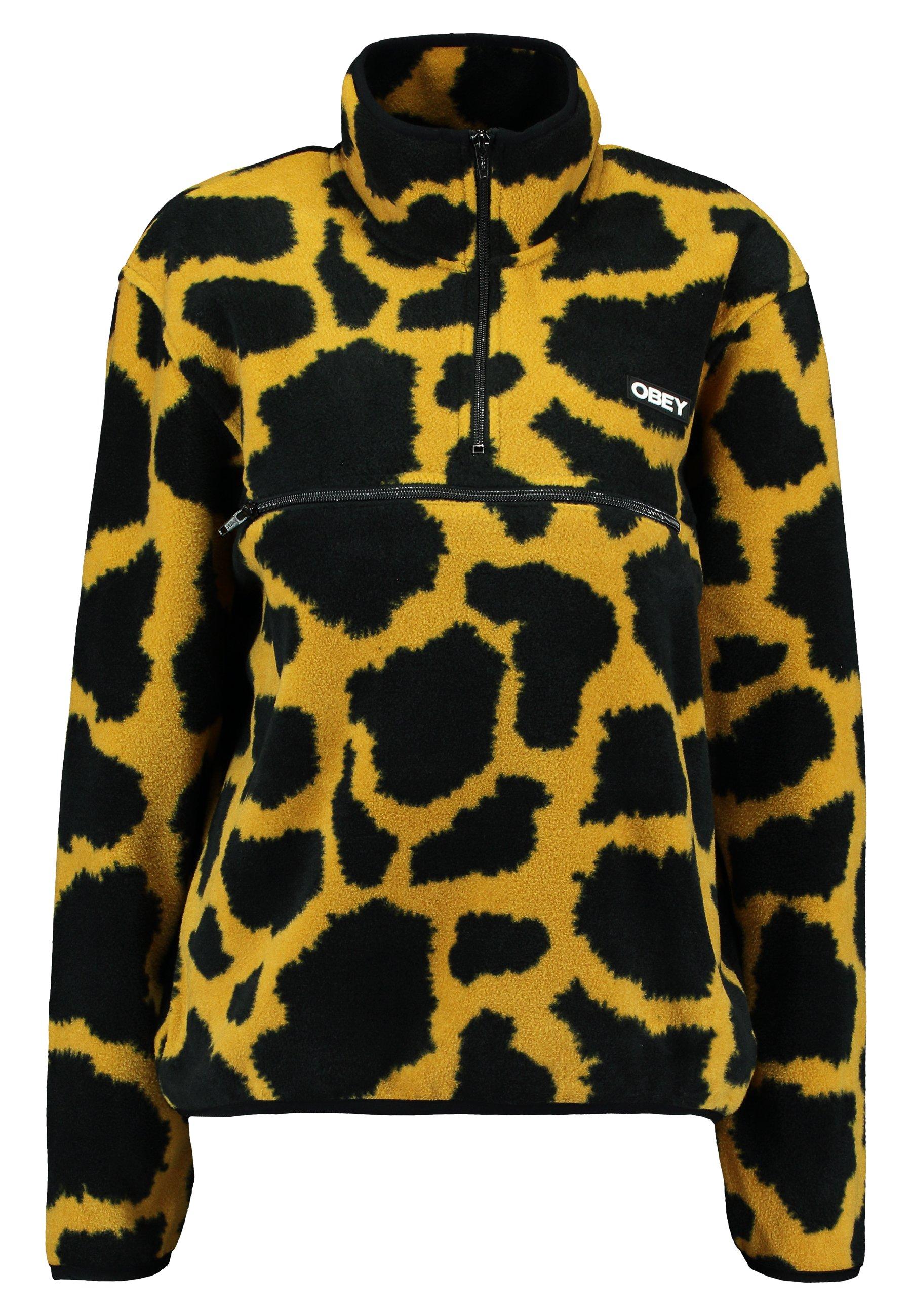 Obey Clothing ODYSSEY Sweatshirt yellow Zalando.at