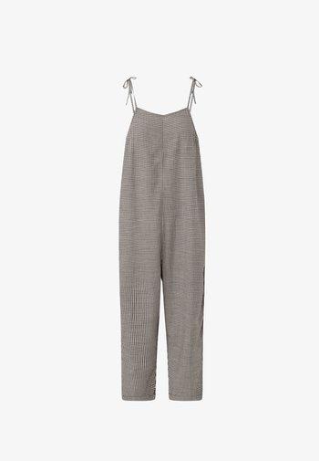 GINGHAM  - Jumpsuit - grey