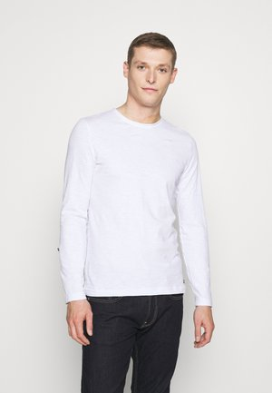 ANTON  - Long sleeved top - white