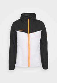 Mammut - CONVEY - Outdoor jacket - black/white - 0