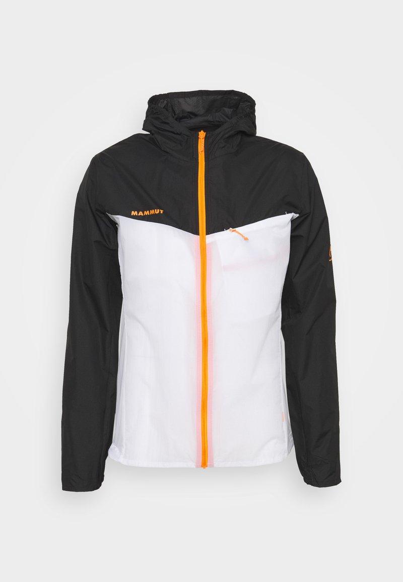 Mammut - CONVEY - Outdoor jacket - black/white
