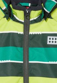 LEGO Wear - LWJULIO 708  - Kurtka snowboardowa - dark green - 5