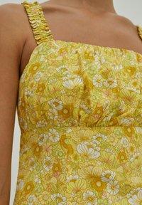 EDITED - SHILOH - Maxi dress - gelb - 1