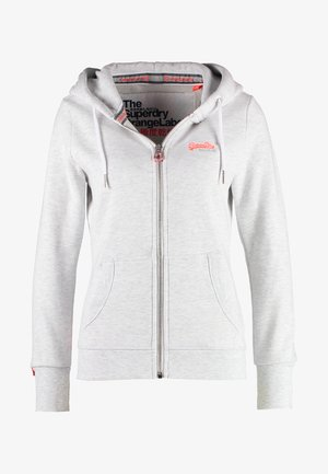 LABEL ZIPHOOD - Collegetakki - ice marl
