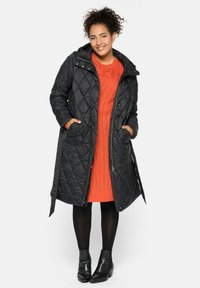 Sheego - Winter coat - schwarz - 0