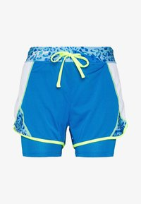 ONLY PLAY Tall - ONPANGILIA LIFE TRAINING - Shorts - imperial blue/white - 4