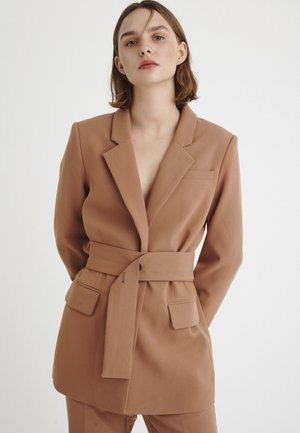 KATRICEIW  - Short coat - cinnamon