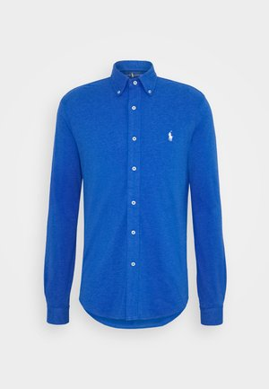 LONG SLEEVE - Chemise - dockside blue