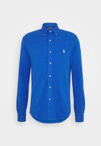 LONG SLEEVE - Shirt - dockside blue