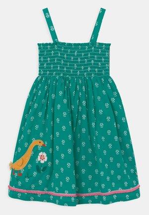 CORA DUCKS - Denní šaty - green