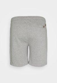 INDICODE JEANS - EXCLUSIVE 2 PACK - Shorts - schwarz /light grey mel - 1