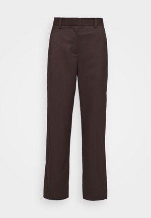 VIDDA TROUSER - Trousers - brown