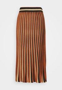Nümph - NUBREE LIOR SKIRT - A-line skirt - multicoloured - 0