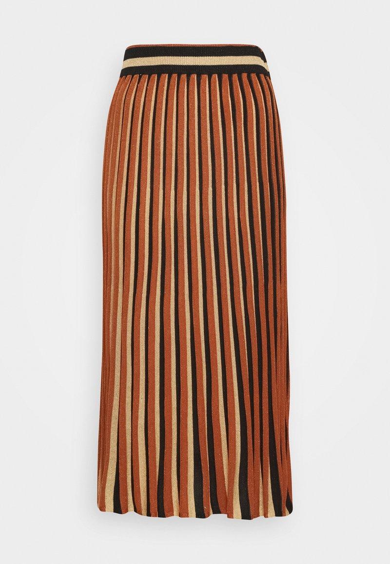 Nümph - NUBREE LIOR SKIRT - A-line skirt - multicoloured