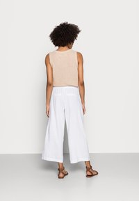 Soyaconcept - Trousers - white - 2