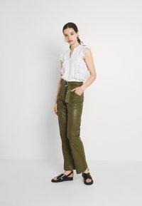 Pepe Jeans - ISLA - Print T-shirt - off white - 1