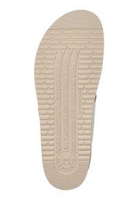 Mephisto - T-bar sandals - metall - 4