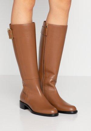 BLAISE - Boots - tan