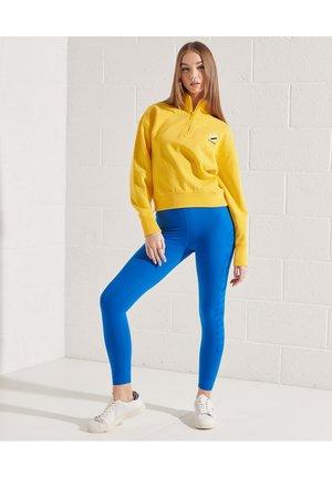 Sweatshirt - nautical yellow
