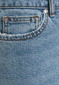 ONLY - ONLEMILY  LIFE ACID SKIRT - Jeansnederdel/ cowboy nederdele - light blue denim - 2