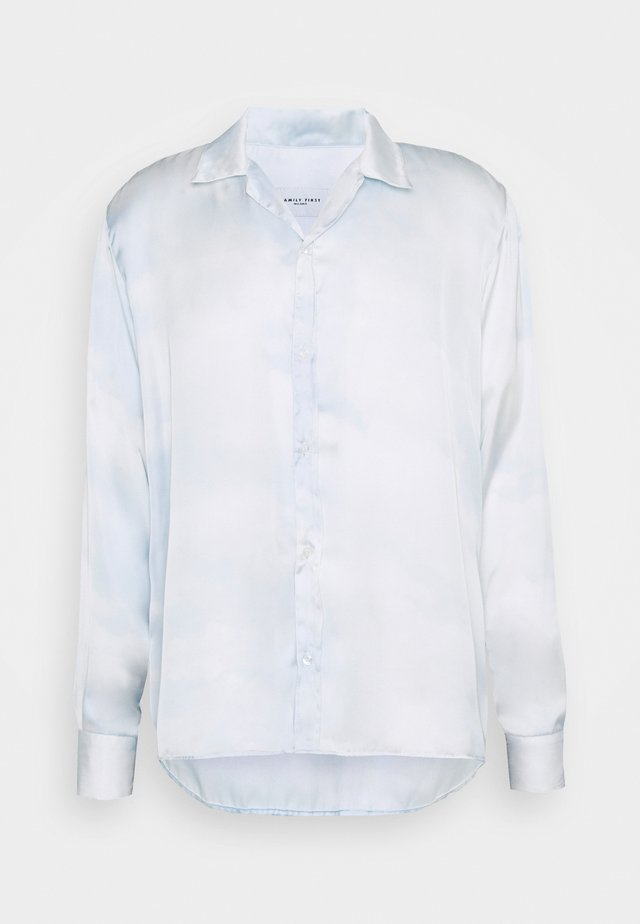 LONG SLEEVES CIELO - Overhemd - light blue